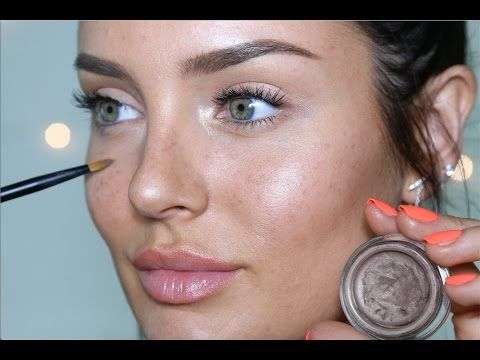 Natural Beauty Makeup Look: the illusion of NO foundation! Incl. Freckles! - YouTube