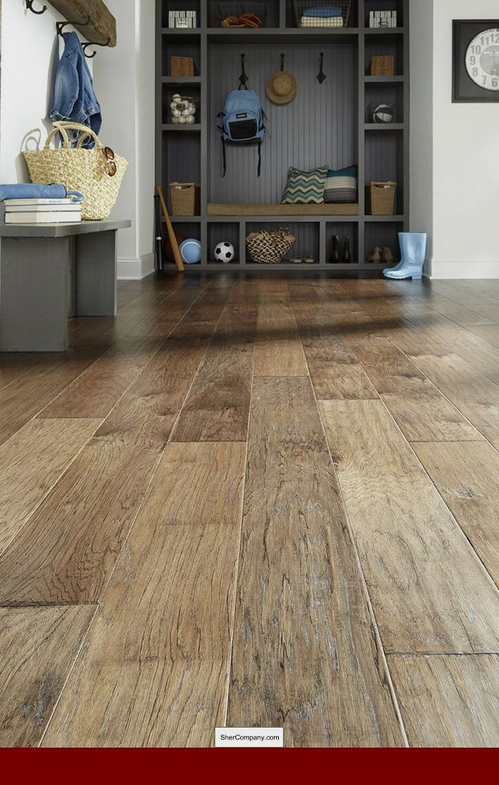 Wood Floor Edging Ideas Used Laminate