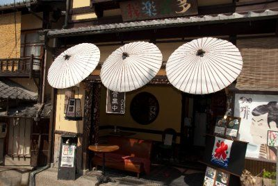 love these umbrellas for display windows