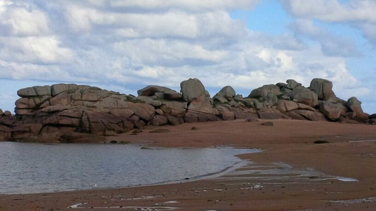 Le bellissime spiagge granito rosa