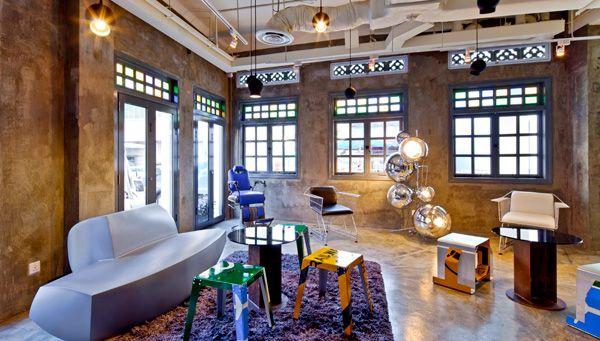 Wanderlust: design hotel in Singapores's Little India neighborhood