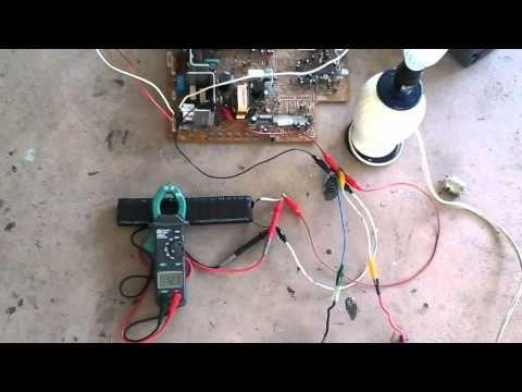 Gerard Morin pump runs pure wave inverter - YouTube