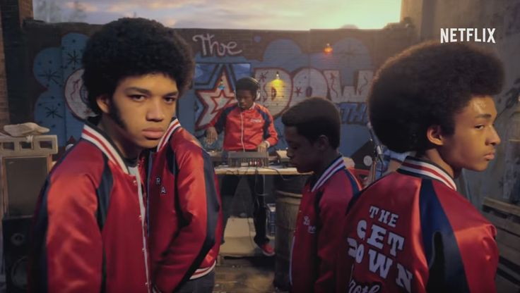 The Get Down: serie original Netflix sobre o início do Hip Hop ganha novo trailer