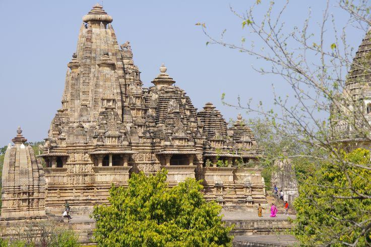 Khajuraho Temples - A UNESCO World Heritage Site, Khajuraho, Madhya Pradesh, India - Flickr - Photo Sharing!