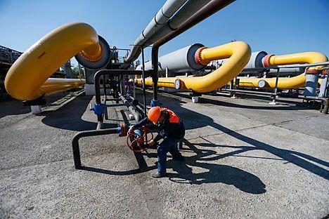 Gas, accordo in vista tra Russia e Ucraina
