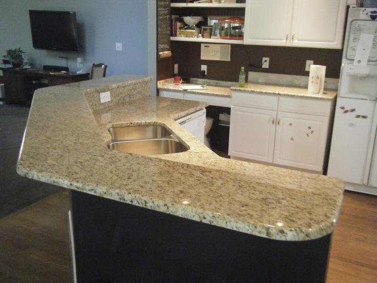 Giallo Ornamental Granite Countertops Http Www