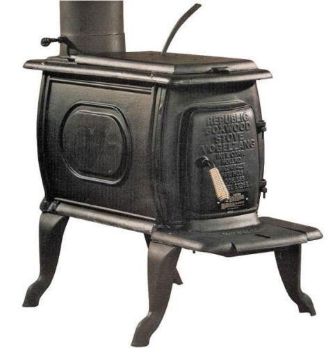 New!! vogelzang bx26e boxwood black heavy cast iron wood stove heater 96k  btu - 17 Best Cast Iron Images On Pinterest