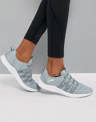 Puma Prowl Alt Weave Training Sneakers In Gray 0842c8fe7