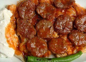 Pideli Köfte Tarifi (Bursa)