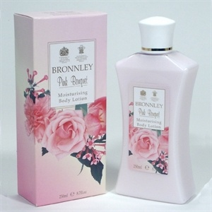 Bronnley Pink Bouquet -Body Lotion