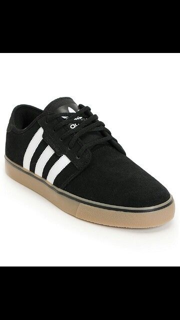 Shoes Men, Shoes Sneakers, Black Gums, Extra Money, Skating, Skate Shoes,  High Tops, Adidas, Flats
