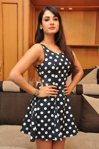 Actress Sonal Chauhan See more pictures at…