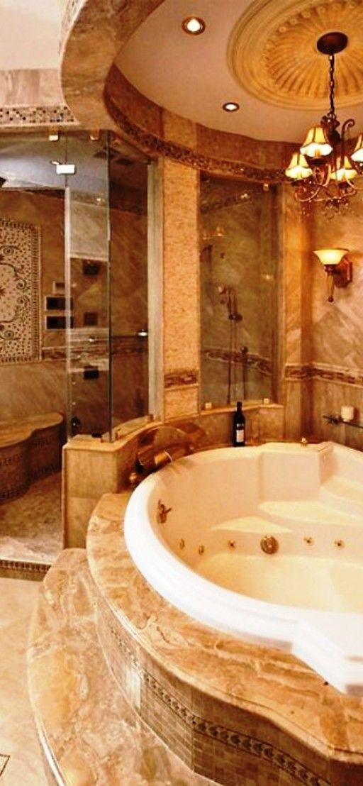 25 luxury master bathroom design inspiration for you bathrooms rh pinterest com