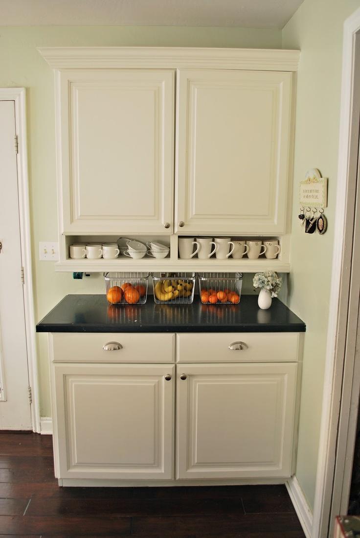 1077 best kitchen images on pinterest kitchen ideas dream shelves underneath cabinets by eva