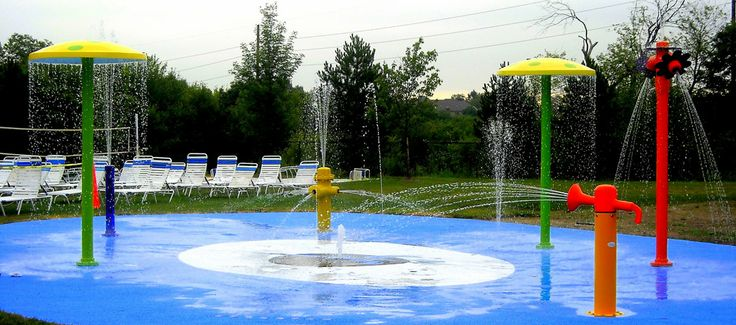 91 Best Images About Splash Pad On Pinterest Contemporary Outdoor Chaise Lounges Decks And