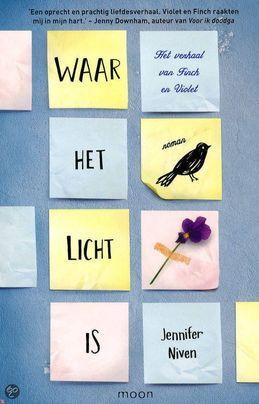 Lees hier de recensie van 'Waar het licht is' (Jennifer Niven)