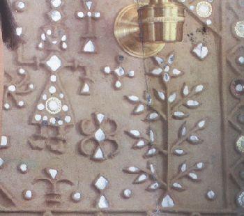 Lipan work- Mud art of Kutch