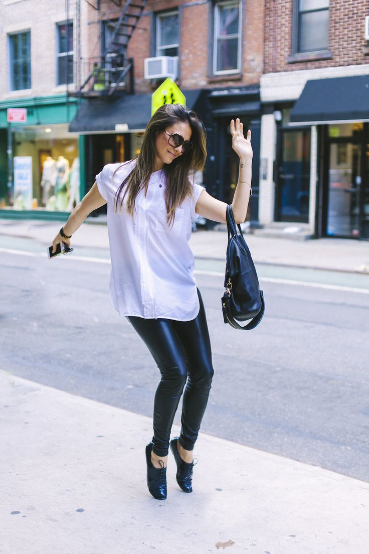 Need some style inspo? Look to the women we found on Elizabeth St.: http://bit.ly/1WD4OZj