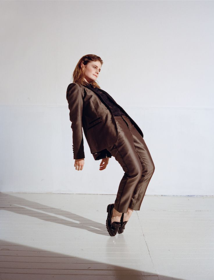 A certified star already back in France, the rest of the world is playing catch up with Christine and The Queens' madcap pop.