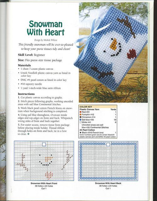 1000 images about pc 12 december snowmen on pinterest for Snowman pocket tissues