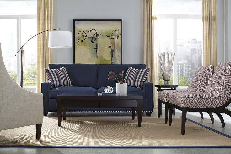 My Style Collection From Rowe Furniture: Choose Your Arm, Nail Head, Finish,