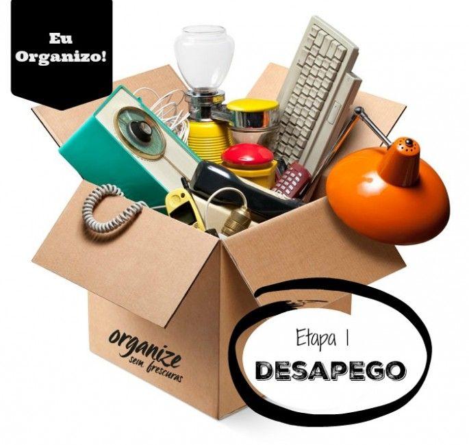 Organize sem Frescuras | Rafaela Oliveira » Arquivos » Casa e Vida Organizada| Etapa 1: Desapego de roupas, objetos e afins