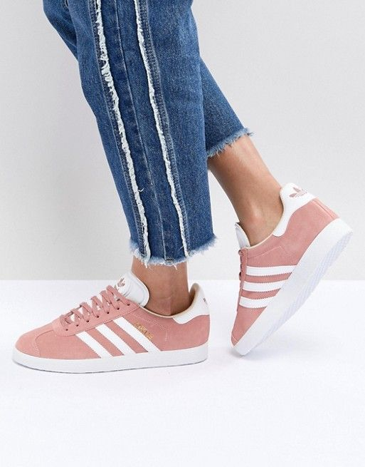 adidas Originals   adidas Originals Gazelle Sneakers In Pink