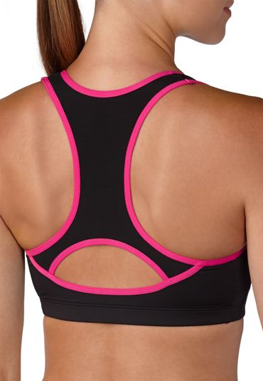 sport bra with zip up front - maurices.com