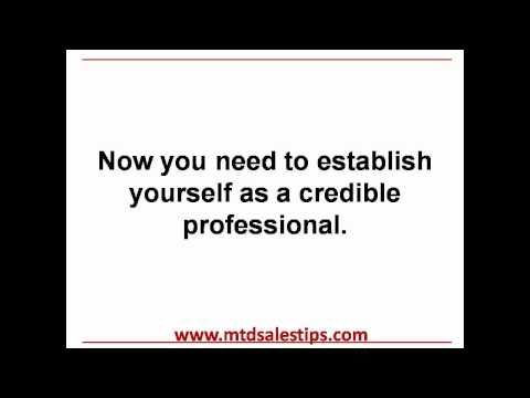 ▶ The 5 Step Sales Process For Consultative Selling - YouTube