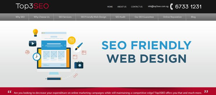 Top3 SEO is a leading SEO service provider in Singapore.. http://www.top3seo.com.sg