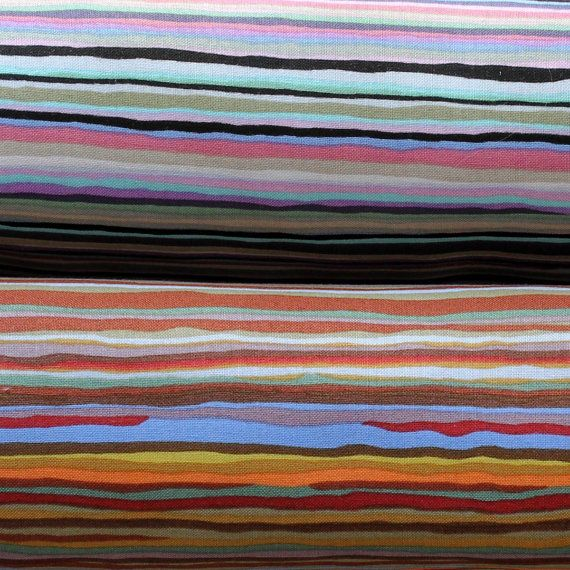LISTING IS FOR:  ONE Regular 1/4 metre 25cm x 112cm (10 x 44) or ONE FAT QUARTER (FQ) 50cm x 55cm (20 x 22)  TO PURCHASE CONTINUOUS METRES/YARDAGE:  Buy multiples: 1 = 25cm (1/4 metre), 2 = 1/2 metre, 3 = 3/4 metre, 4 = 1 metre, 5 = 1.25 metres, 6 = 1.5 metres, 7 = 1.75 metres, 8 = 2 metres, and so on.  PALLETTE: NB: Be aware that one of the drawbacks of buying online is that in spite of every effort made by the Seller to provide a photo that represents the true colour of the item, it is…