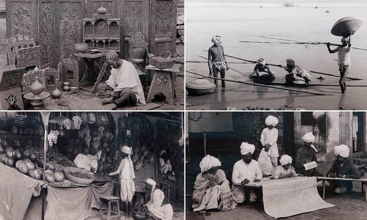 An exhibition of rarely seen photographs that capture aspects of Indian life in the late 19th and early 20th centuries will be on display at the Scottish National Portrait Gallery in Edinburgh.