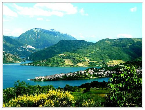 Lago del Turano Lazio   #TuscanyAgriturismoGiratola