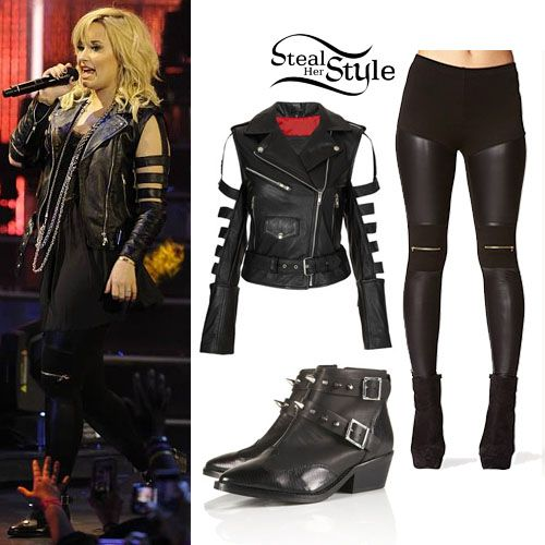 10 best Demi Lovato Style images on Pinterest
