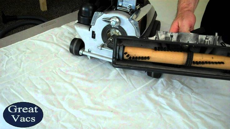 How To Replace A Kirby Vacuum Belt Tutorial Replace