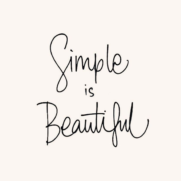 Keep Life Simple Simple Quotes Instagram Quotes Short Quotes