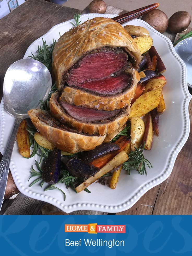 This Beef Wellington is the perfect centerpiece for your Christmas dinner, we promise! Recipe by Kammily & Kya of MasterChef Junior.