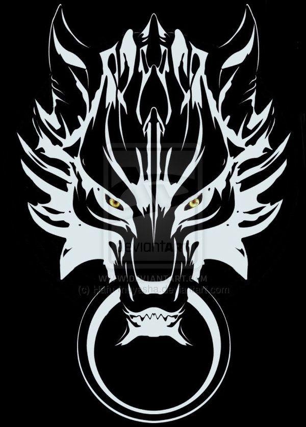 Fenrir wolf symbol - photo#41