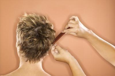 How to Cut a Women's Pixie Cut