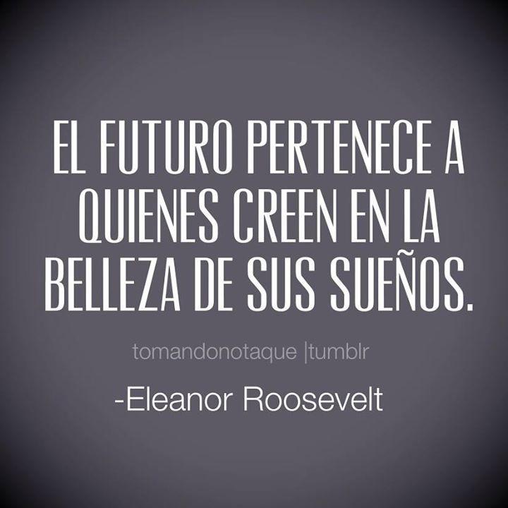 La mejor forma de predecir el futuro es creándolo… http://ift.tt/1Q1gW6g