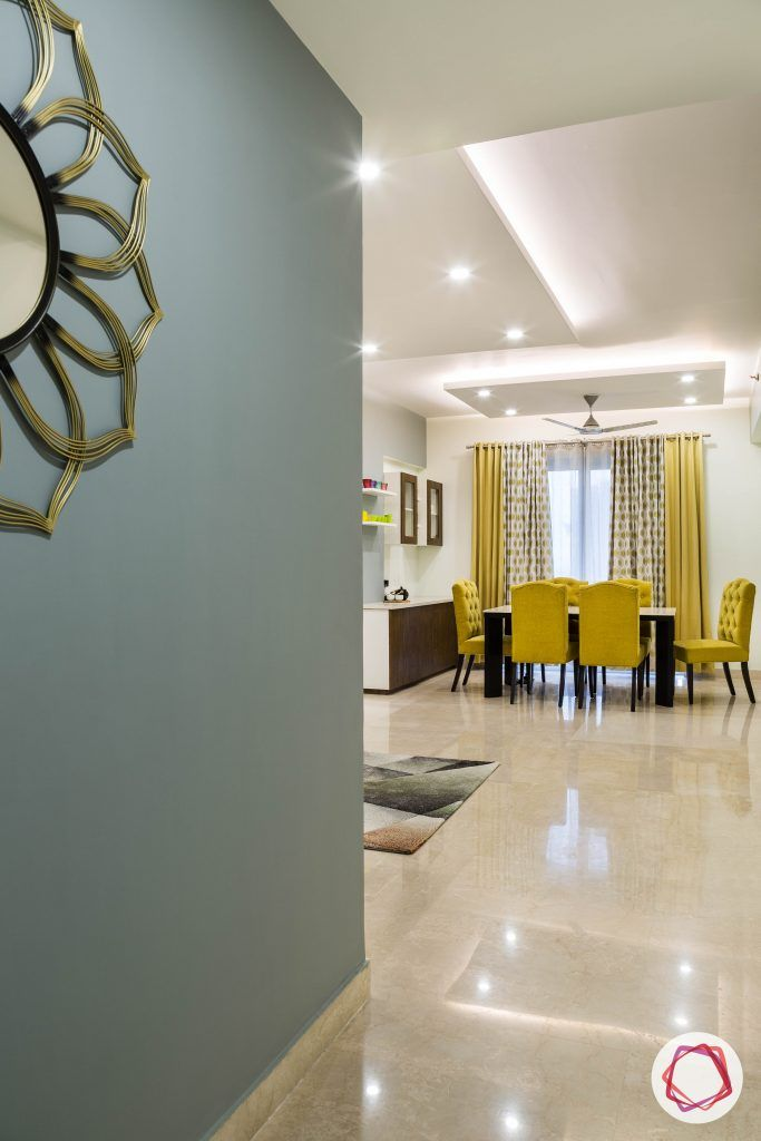 A Home High On Comfort Low On Maintenance Flat Interior Design