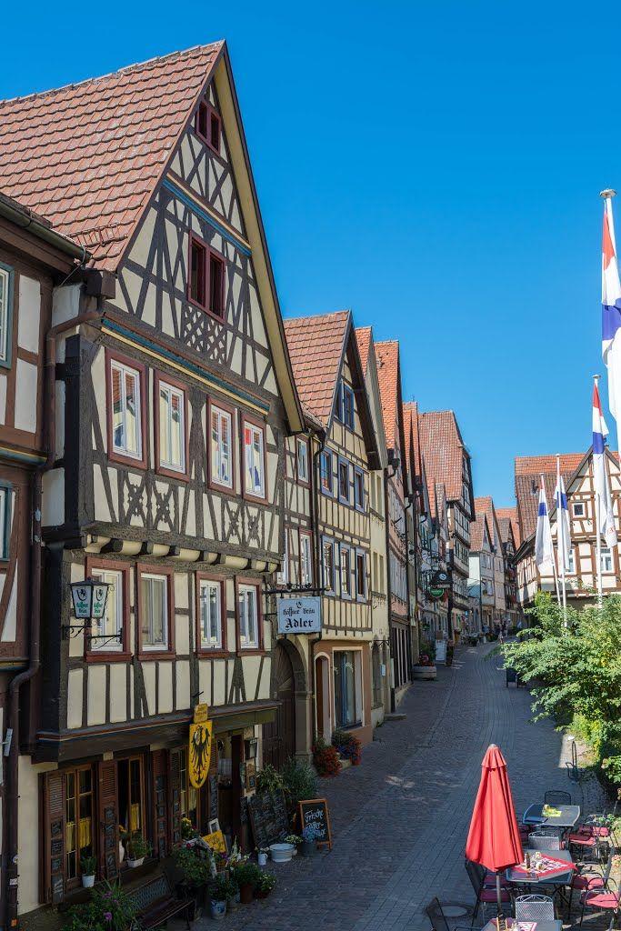 Photo taken in Altstadt, Bad Wimpfen, Germany