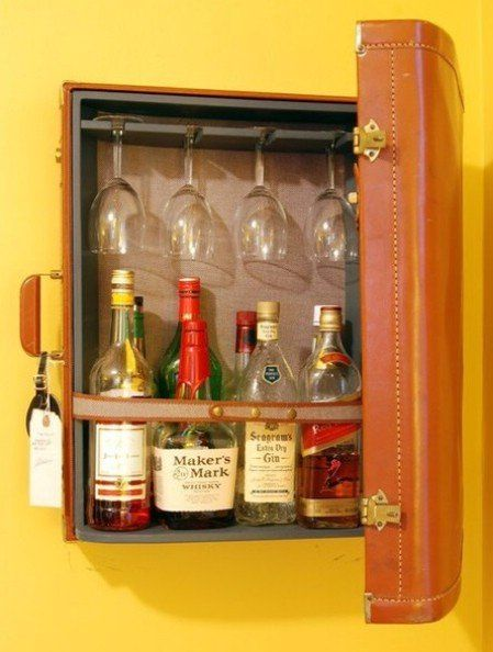 Wine rack, liquor cabinet, medicine cabinet, whatever you need it to be!!
