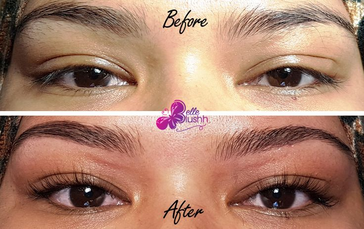 Fabulous Lash Lift @ The Brow Studio