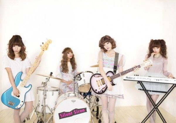 Silent Siren to release their second single + live tour