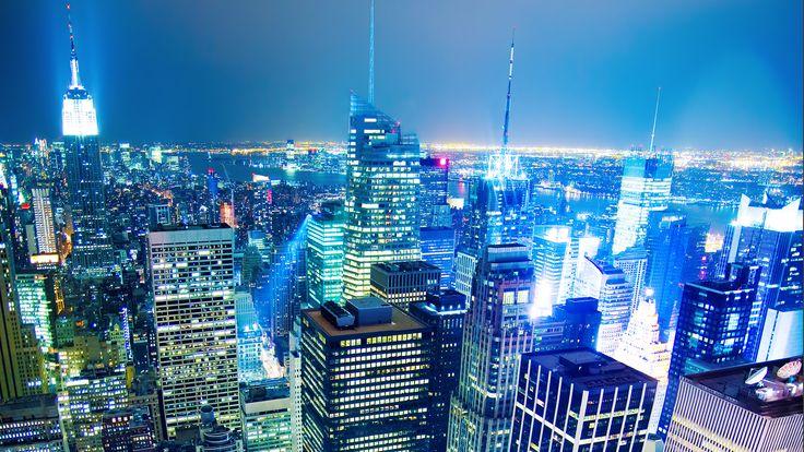 New York Rockefeller Center Wallpapers http://www.wallpapersu.com/hd-wallpaper-new-york-city/