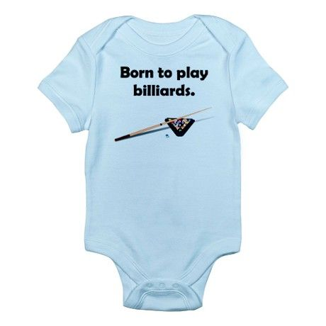 46 best pregnancy quotes images on pinterest pregnancy quotes kid born to play billiards infant bodysuit baby light bodysuit negle Images