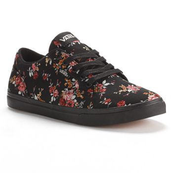 Vans Winston Floral Skate Shoes - Women #kohls