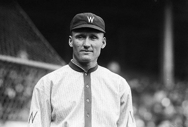 Today In Sports History: July 22nd, 1923- Walter Johnson becomes 1st to strikeout 3,000. (En route to 3,508) ‪#‎Strikeout‬ ‪#‎Baseball