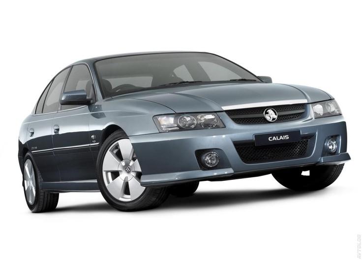 2004 Holden VZ Commodore Calais